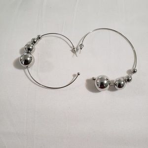 Jewelry - European Stainless Steel Hoop Earring
